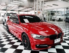 2013 BMW SERIES 3 รับประกันใช้ดี