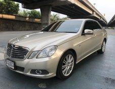 2013 Mercedes-Benz E200 CGI W212 รถสวยพร้อมใช้ ราคาถูกสุดในตลาด