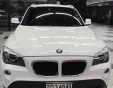 2012 BMW X1 sDrive18i sedan