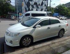 2012 Toyota Corolla Altis E CNG sedan
