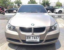 BMW 320 i SE โฉมใหม่ E90 TOP ปี2006 สีน้ำตาล