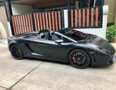 2012 Lamborghini GALLARDO LP560-4 convertible