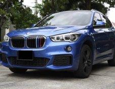 BMW X1 18d M Sport จดทะเบียน 2017