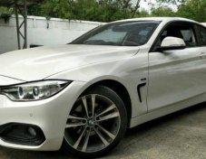 2015 BMW 420d รับประกันใช้ดี