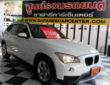 BMW X1 [ 2.0 ] E84 sDrive 18i xLine AT ปี 2014