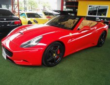 2011 Ferrari CALIFORNIA F149 coupe