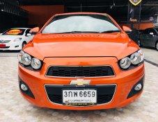 Chevrolet Sonic 1.6LTZ hatchback ปี2014