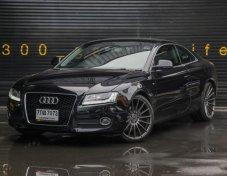 ขายด่วน Audi A5 Coupe สีดำ เท่ห์อย่างมีสไตล์ ชุดแต่งรอบคัน