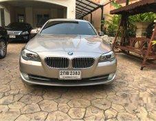 รถสวย ใช้ดี BMW 528i รถเก๋ง 4 ประตู