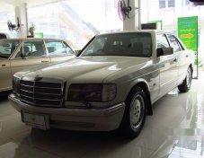 รถสวย ใช้ดี MERCEDES-BENZ 560SEL รถเก๋ง 4 ประตู
