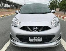 NISSAN MARCH 1.2 VL ปี2016
