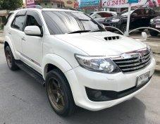 Fortuner 3.0 V TRD 4WD ปี 2012