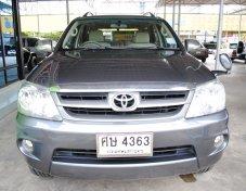 2005 TOYOTA FORTUNER 2.7V 4WD AUTO
