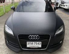 2007 Audi TT Coupe coupe