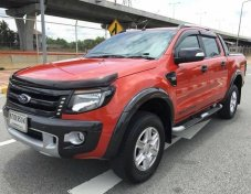 2014 Ford RANGER HI-RIDER WildTrak pickup #แรงด้วยประหยัดด้วย