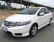 2012 Honda CITY V sedan  ฟรีดาวน์!!!!