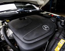 Mercedes-Benz A180 AT+Tiptronic / ปี 2015