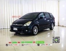 2004 Toyota WISH 2.0 Q hatchback ออกรถ 10,000 บาท