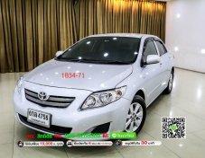 2008 Toyota Corolla Altis 1.6 J sedan ออกรถ 10,000 บาท