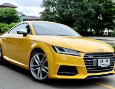 Audi TTS 2.0 TFSI Quattro S-line Turbo ปี 2017