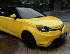 2015 Mg MG3 1.5D hatchback