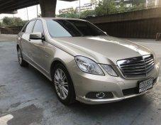 Benz E200 CGI A/T 2013(รถสวยฟรีดาวน์)