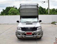 Toyota Hilux Vigo 2.5 CHAMP SINGLE (ปี 2014) J STD Pickup MT