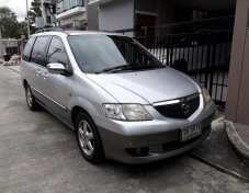 Mazda MPV 2002 Auto 5 Speed สภาพดีมาก สะอาด ทำมาหมดแล้ว
