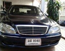 ขายรถบ้าน Benz 280 ปี 2004 สภาพเหมือนใหม่ เจ้าของขายเอง