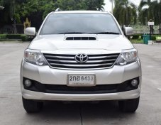 🚙🌬Toyota Fortuner 3.0 (ปี 2014) V SUV AT🚙🌬