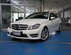 Benz C180 Coupe 2012