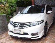 Honda CITY S CNG 2013