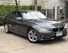 2014 BMW SERIES 3 รับประกันใช้ดี