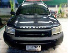 2002 LAND ROVER Freelander รับประกันใช้ดี