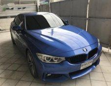 2017 BMW 420d รับประกันใช้ดี