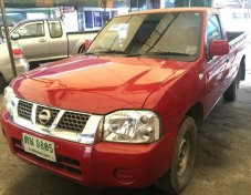 2006 NISSAN FRONTIER 2.5 YD