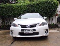 ขายรถ LEXUS CT200h ที่ กรุงเทพมหานคร