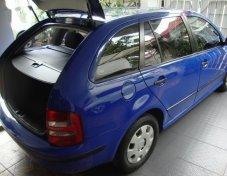 รถดีรีบซื้อ SKODA FABIA