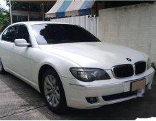 2009 BMW L7 รถเก๋ง 4 ประตู สวยสุดๆ