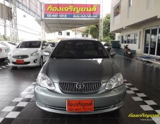 TOYOTA ALTIS 1.6 G VVT-i AT ปี 2007