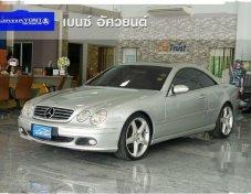 รถสวย ใช้ดี MERCEDES-BENZ CL500 รถเก๋ง 2 ประตู