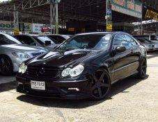 ขายรถ MERCEDES-BENZ CLK240 Avantgarde 2003 ราคาดี