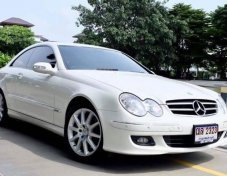 Benz W209 CLK 200 Kompressor Facelift ปี 2008