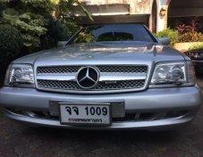 รถดีรีบซื้อ MERCEDES-BENZ SL500
