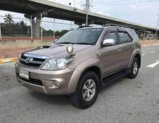 TOYOTA FORTUNER 3.0 V 4WD ปี2006 suv