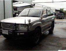 รถสวย ใช้ดี TOYOTA Land Cruiser wagon
