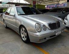 ขายรถ MERCEDES-BENZ E240 Elegance 2000 ราคาดี