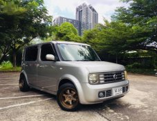 2012 NISSAN Cube รับประกันใช้ดี
