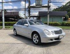 Benz e220 cdi ปี2003 ราคา 529000 บาท ฟรีดาว