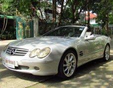 รถสวย ใช้ดี MERCEDES-BENZ SL500 รถเปิดประทุน